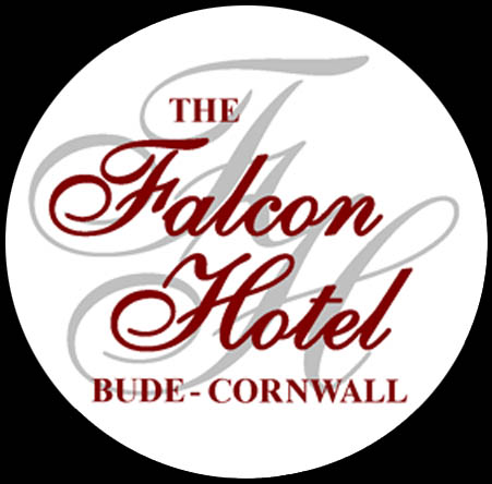 Button linking to Falcon Hotel website